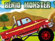 Jouer à Ben10 Monster Truck