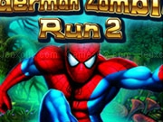 Jouer à Spiderman Zombie Run 2