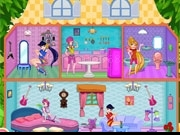 Jouer à Winx Club Doll House Decor