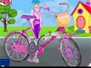 Jouer à Barbie Bicycle Wash And Repair