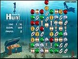 Jouer à Treasure hunt game