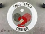 Jouer à Table tennis challenger ii