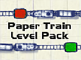 Jouer à Paper train level pack