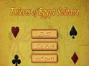 Jouer à Thieves of egypt solitaire