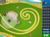 Jouer à Bloons tower defense 4 (hacked)