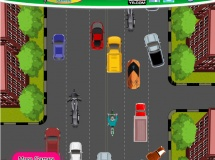 Jouer à Bicycle obstacle challenge game
