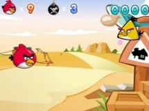 Jouer à Angry birds great melee