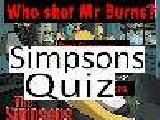 Jouer à The simpsons quiz big