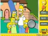 Jouer à The simpsons hidden stars