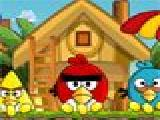 Jouer à Angry birds come back to nest