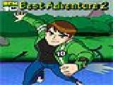 Jouer à Ben10 best adventure 2