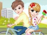 Jouer à Bicycle trip with lower