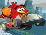 Jouer à Angry birds cross country