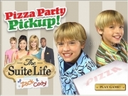 Jouer à Pizza party pickup the suite life