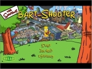 Jouer à The simpsons - bart shooter