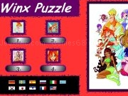 Jouer à Winx club bloom jigsaw