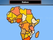 Jouer à Geography game - Africa