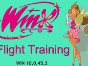 Jouer à Winx club - flight training