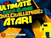 Jouer à The ultimate video game quiz challenge Atari