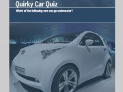 Jouer à Quirky cars quiz