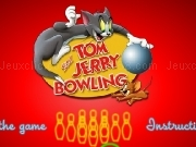 Jouer à Tom and Jerry bowling