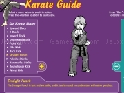 Jouer à Karate guide