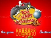 Jouer à Tom and Jerry - bowling