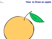 Jouer à How to draw apple