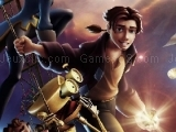 Jouer à Similarities - Treasure Planet