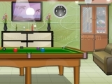 Jouer à Billiard Room Escape