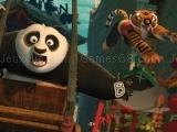 Jouer à Find The Alphabets - Kung Fu Panda 2