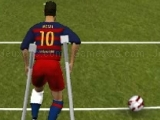 Jouer à Messi can play