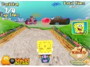 Jouer à Spongebob Bike 3D