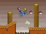Jouer à Pokemon Bike
